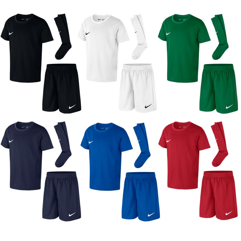 Nike Park 20 Little Kids Kit