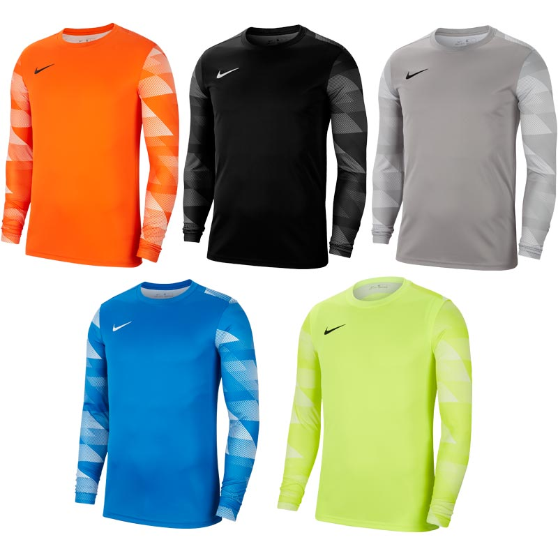 Nike Park IV Long Sleeve Junior Goalkeeper Jersey