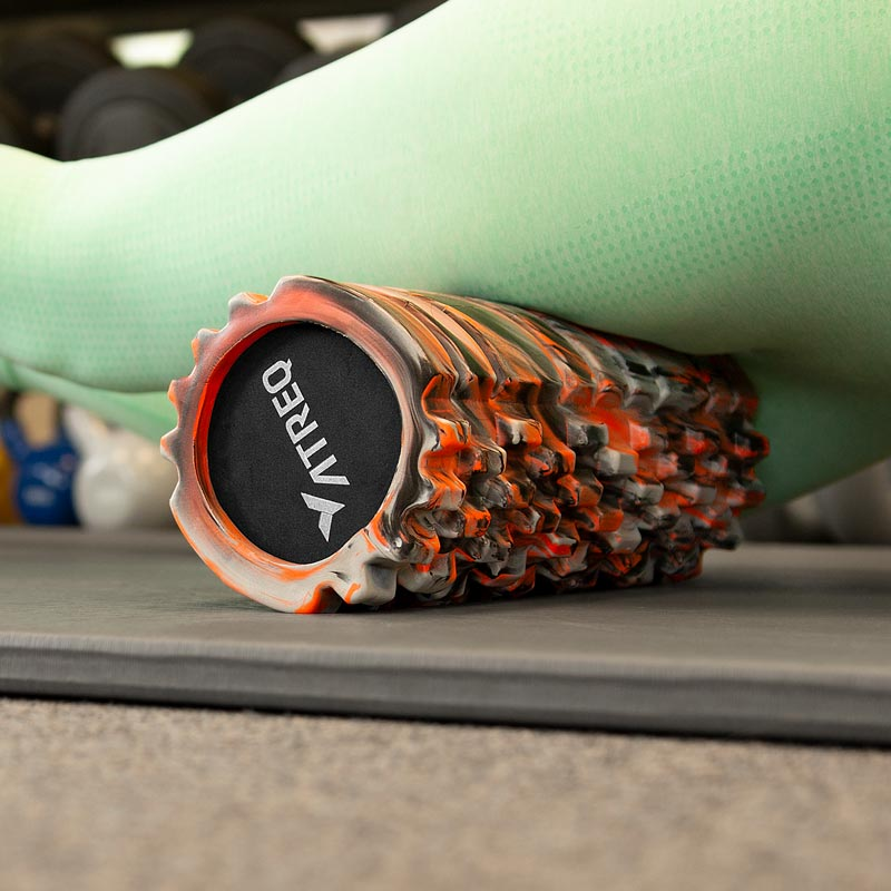 ATREQ Massage Foam Roller 33cm