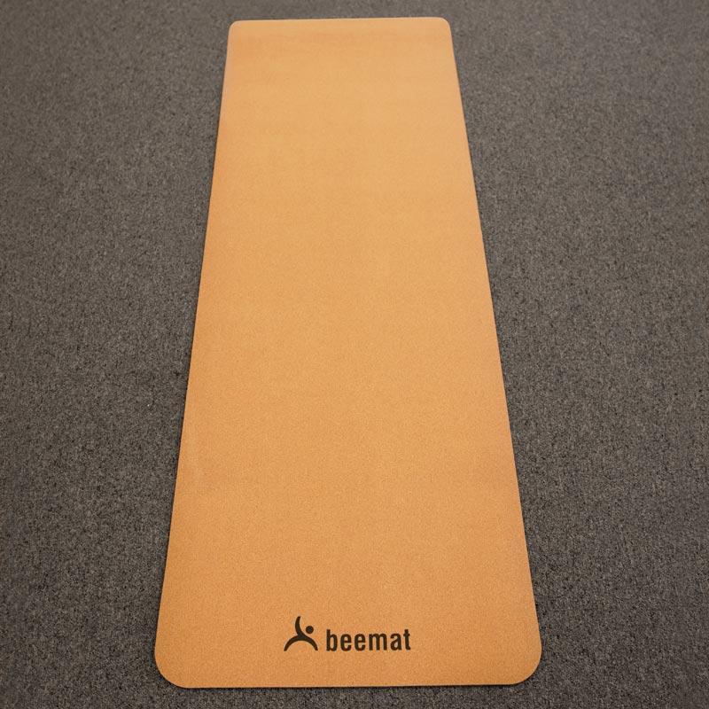 Beemat Cork Yoga Mat