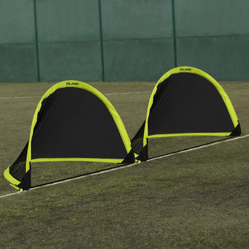 Ziland Pop Up Football Goals