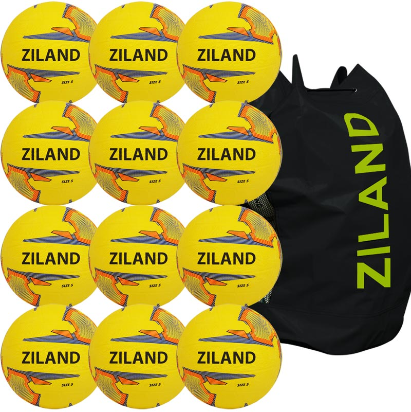 Ziland Trainer Netball