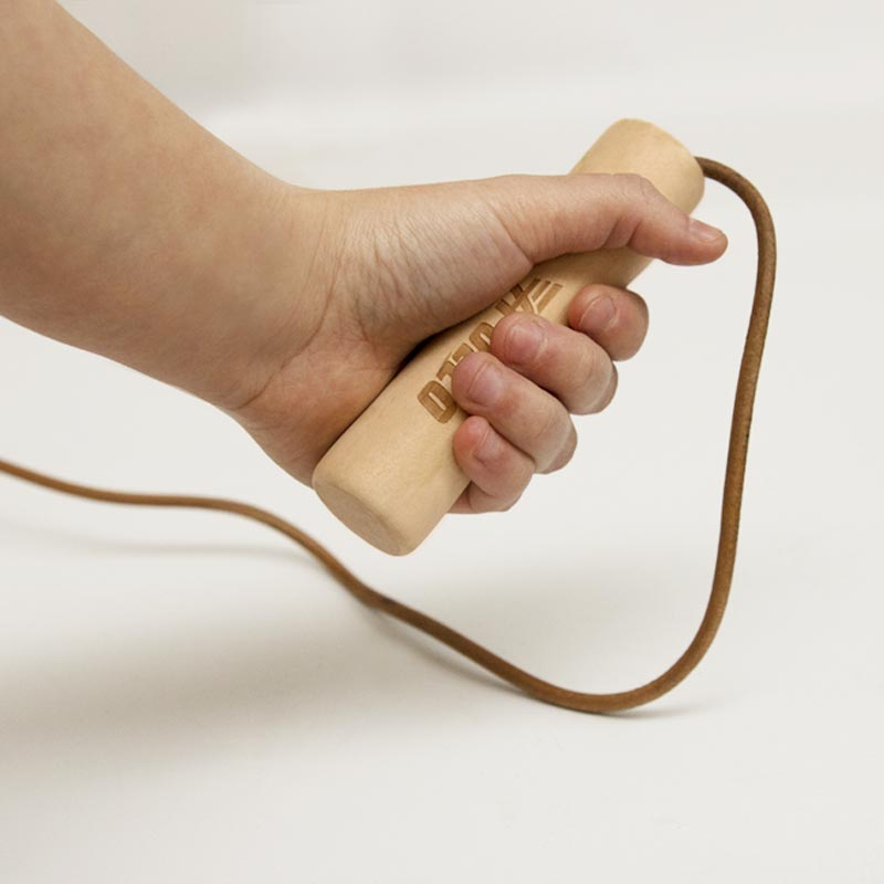 Apollo Leather Skipping Rope