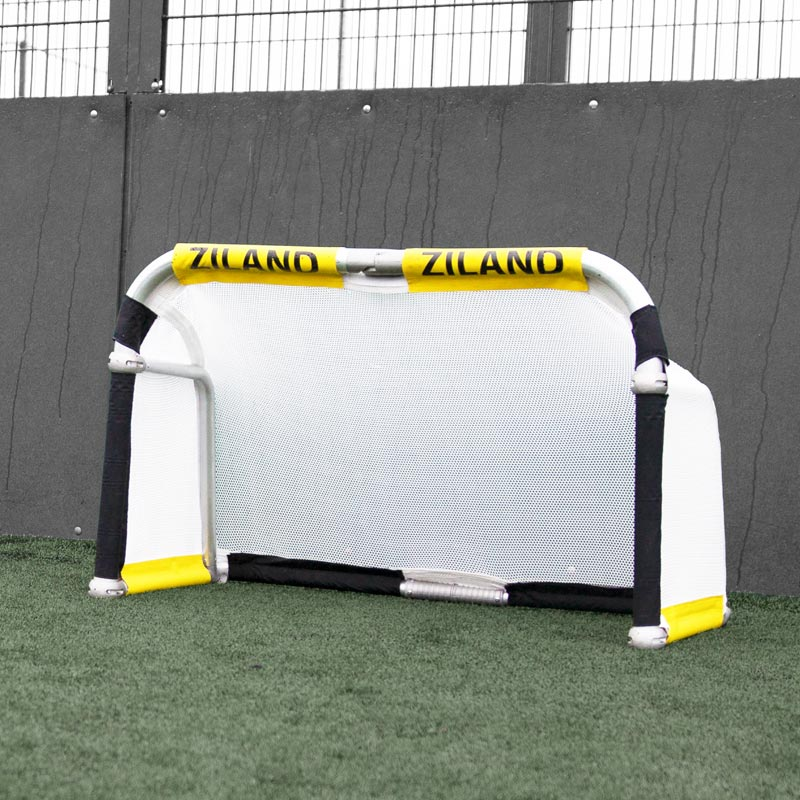 Ziland 4ft x 2.5ft Aluminium Folding Football Goal