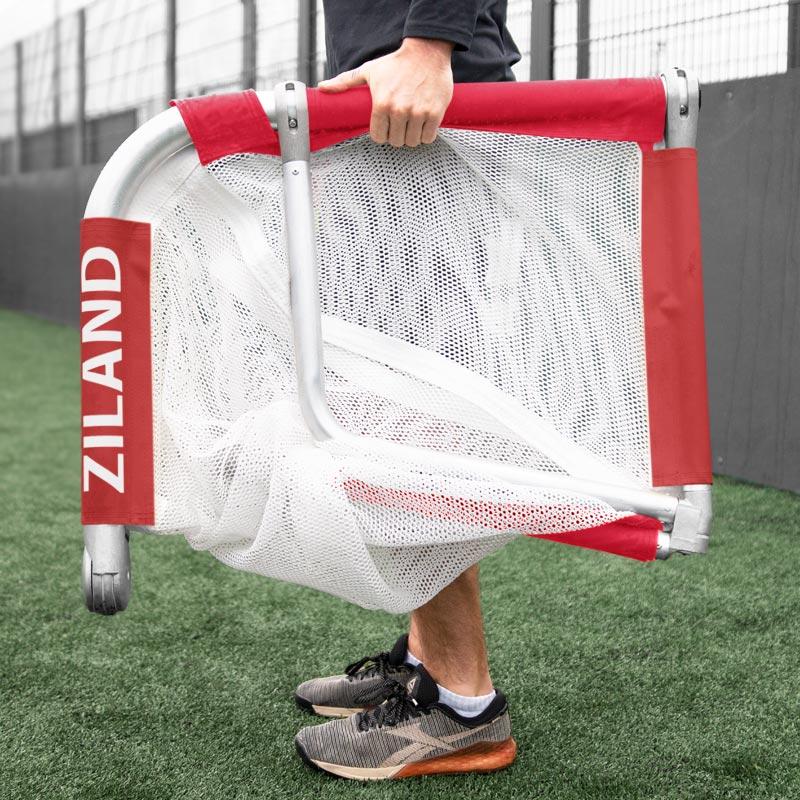 Ziland Aluminium Folding Football Goal