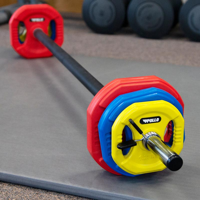 Apollo Pro Studio Barbell Set