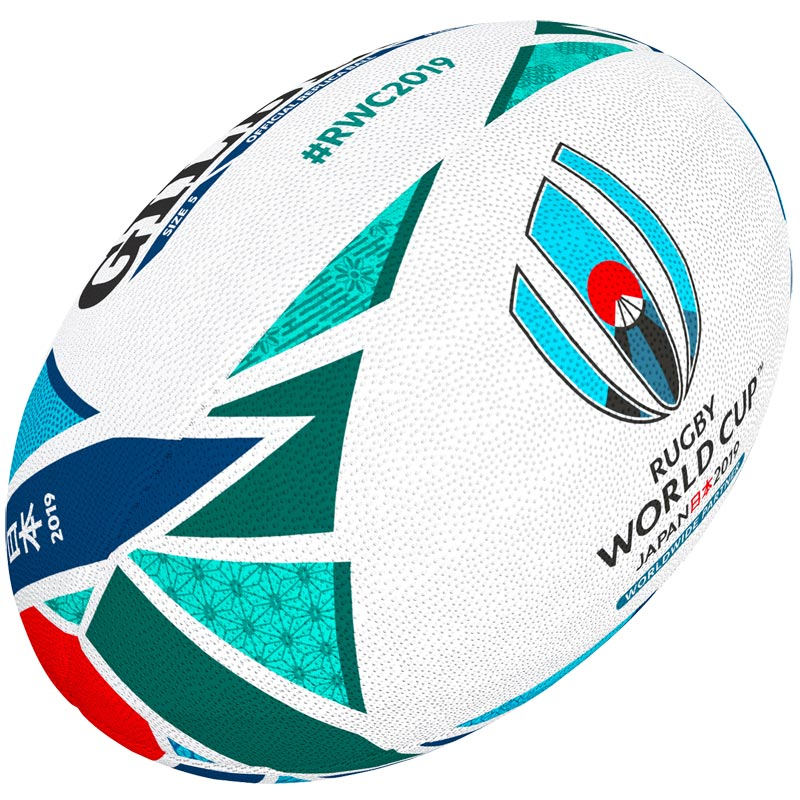 Gilbert RWC 2019 Official Replica Rugby Ball