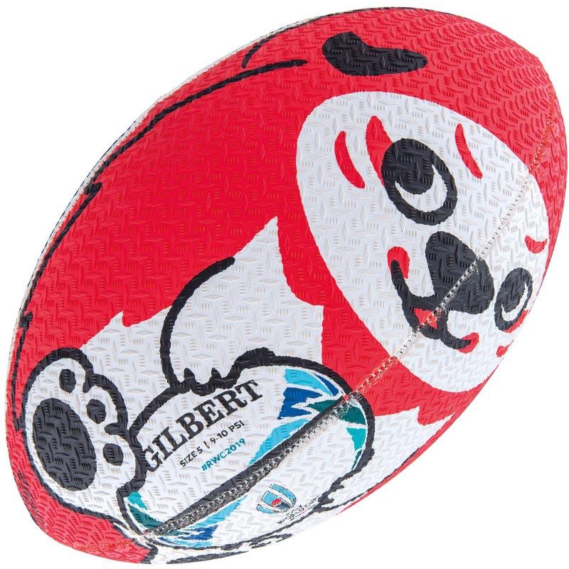 Gilbert RWC 2019 Official Replica Mascot Rugby Ball