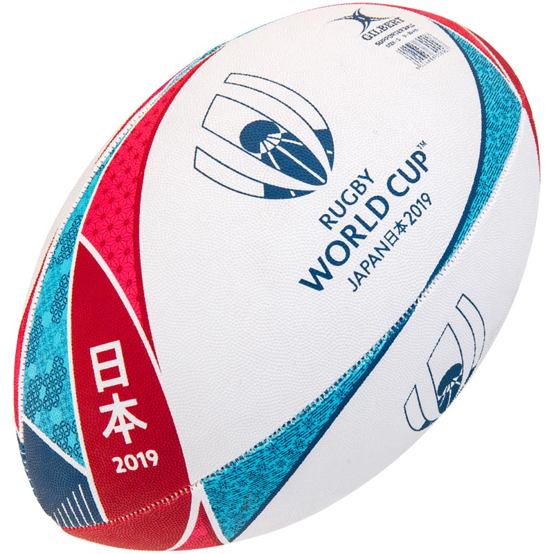 Gilbert RWC 2019 Official Replica Supporter Rugby Ball