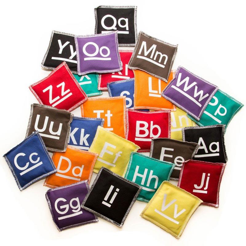 First Play Alphabet Beanbags