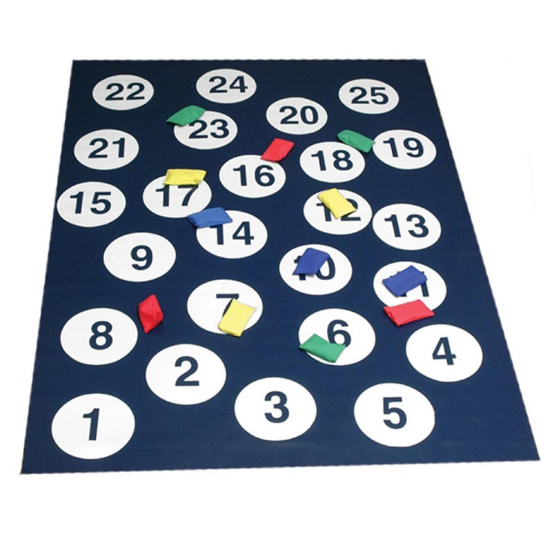 First Play Step And Count Mat