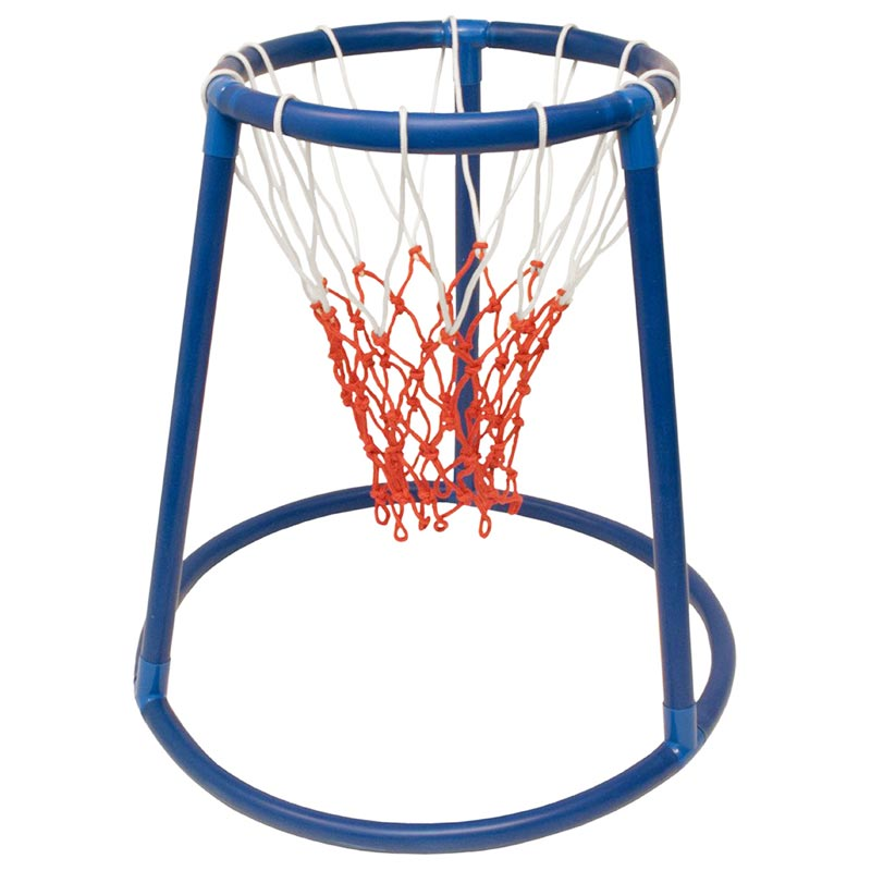 First Play Floor Basketball Net