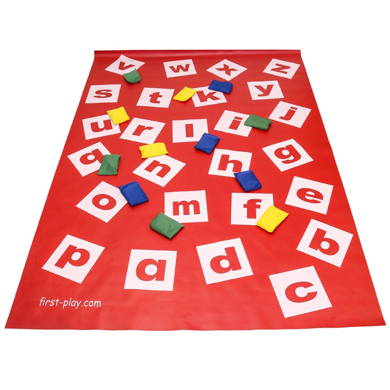 First Play Alphabet Play Mat