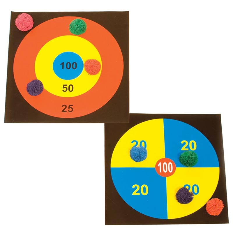 First Play Boccie Target Set