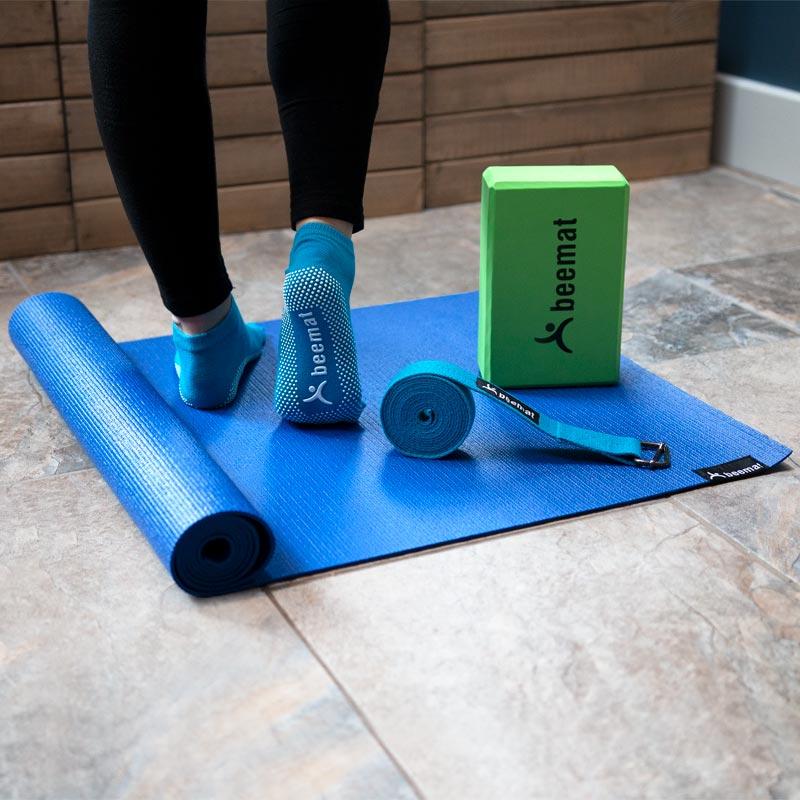 Beemat Complete Yoga Set