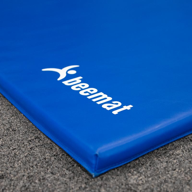 Beemat Exercise Mat Chipfoam Blend 6ft x 4ft