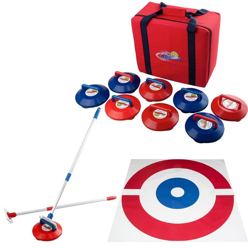 New Age Kurling Indoor Complete Bundle