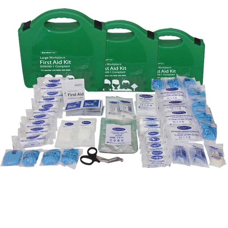 Koolpak British Standard Workplace First Aid Kit