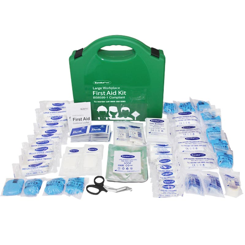 Koolpak British Standard Workplace First Aid Kit