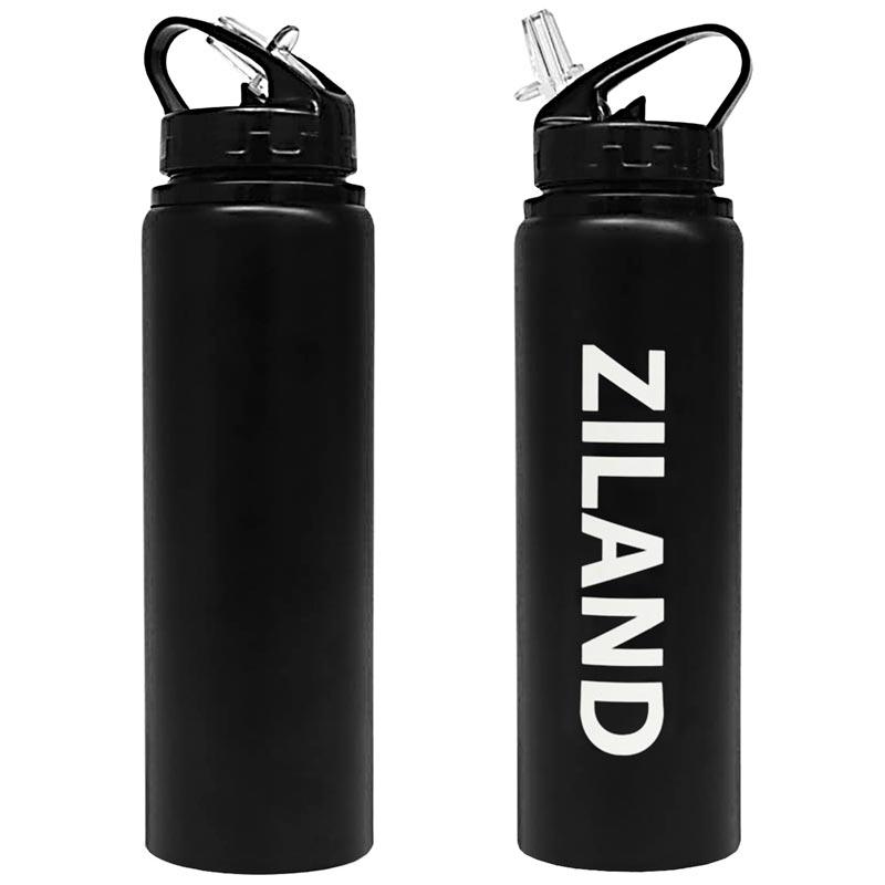 Ziland Aluminium 750ml Water Bottles