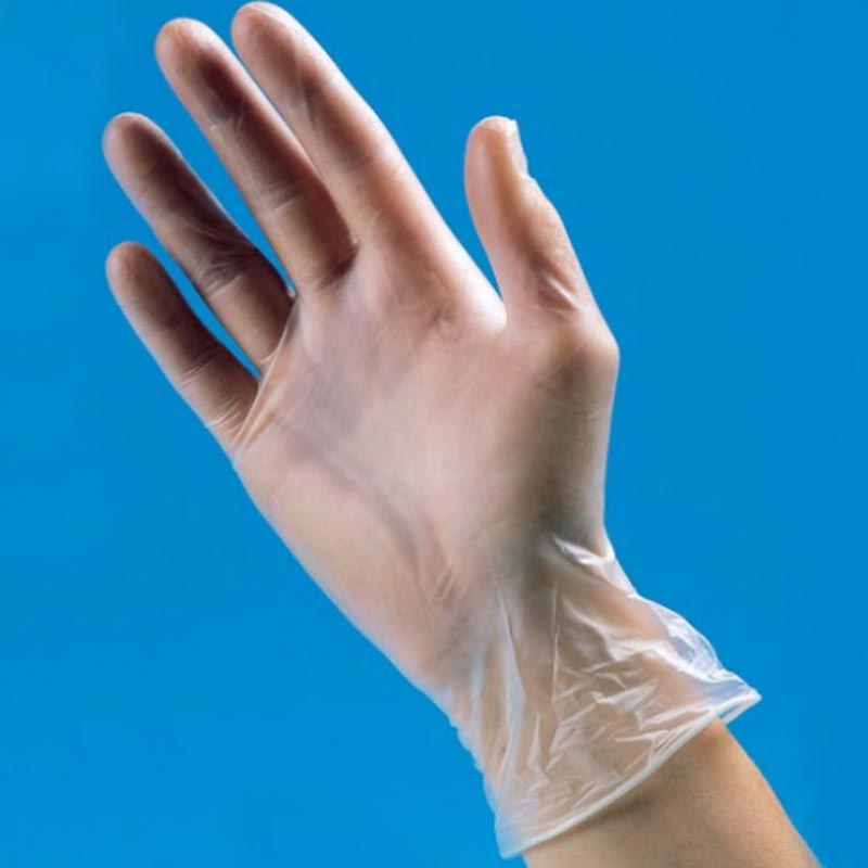 Koolpak Powdered Vinyl Gloves