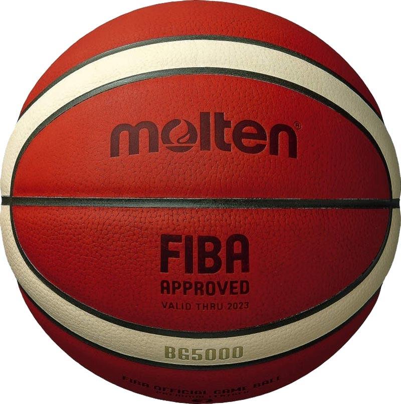 Molten BG5000 FIBA Official Basketball