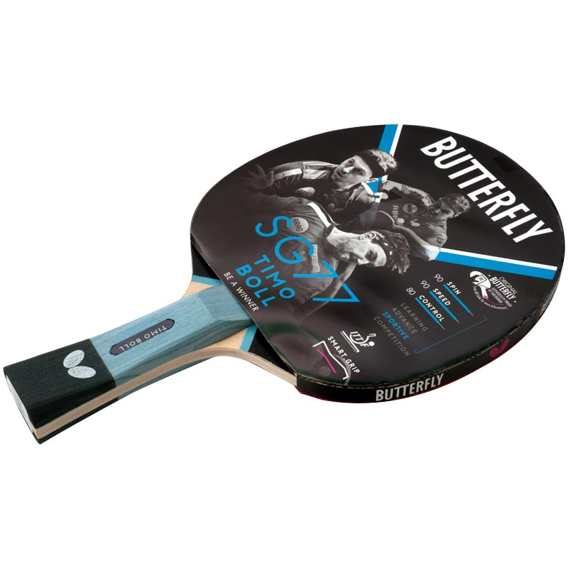 Butterfly Timo Boll SG77 Table Tennis Bat