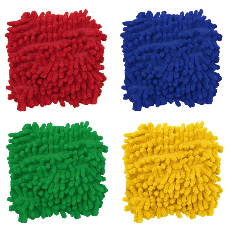 First Play Sensory Tactile Bean Bags 4 Pack
