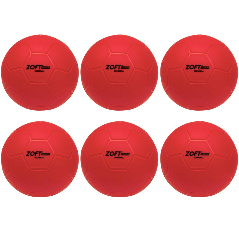 Zoft Touch Non Sting Dodgeball