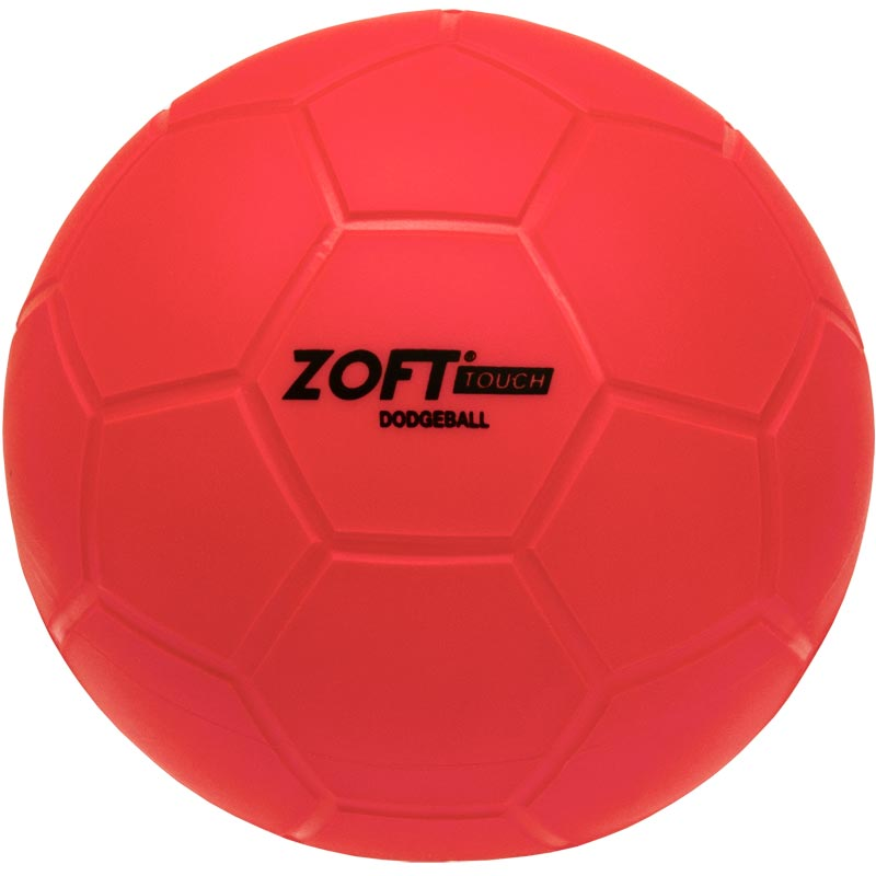 Zoft Touch Dodgeball 6 Inch