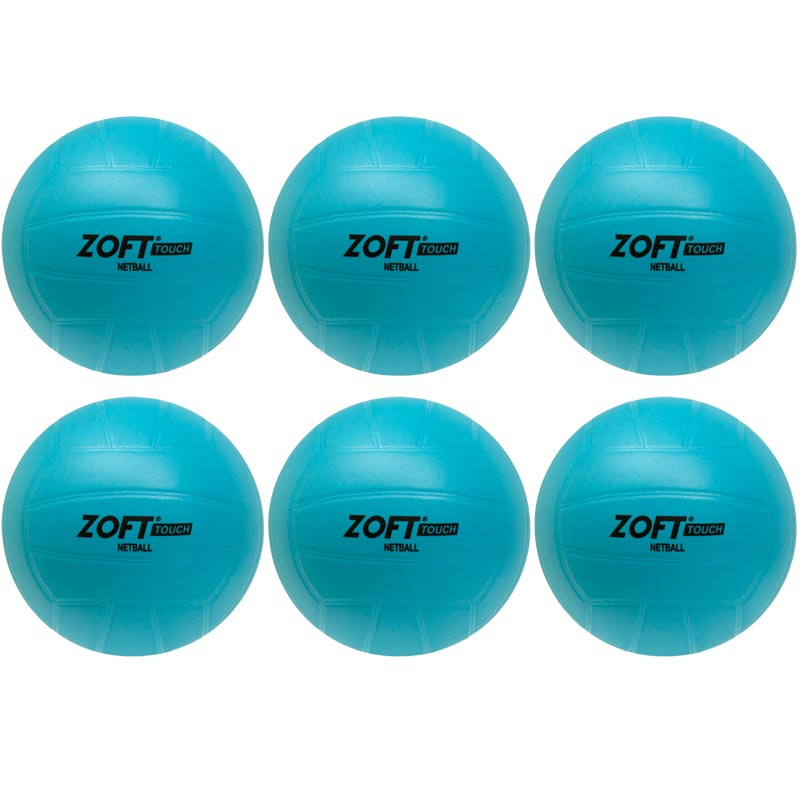 Zoft Touch Non Sting Netball