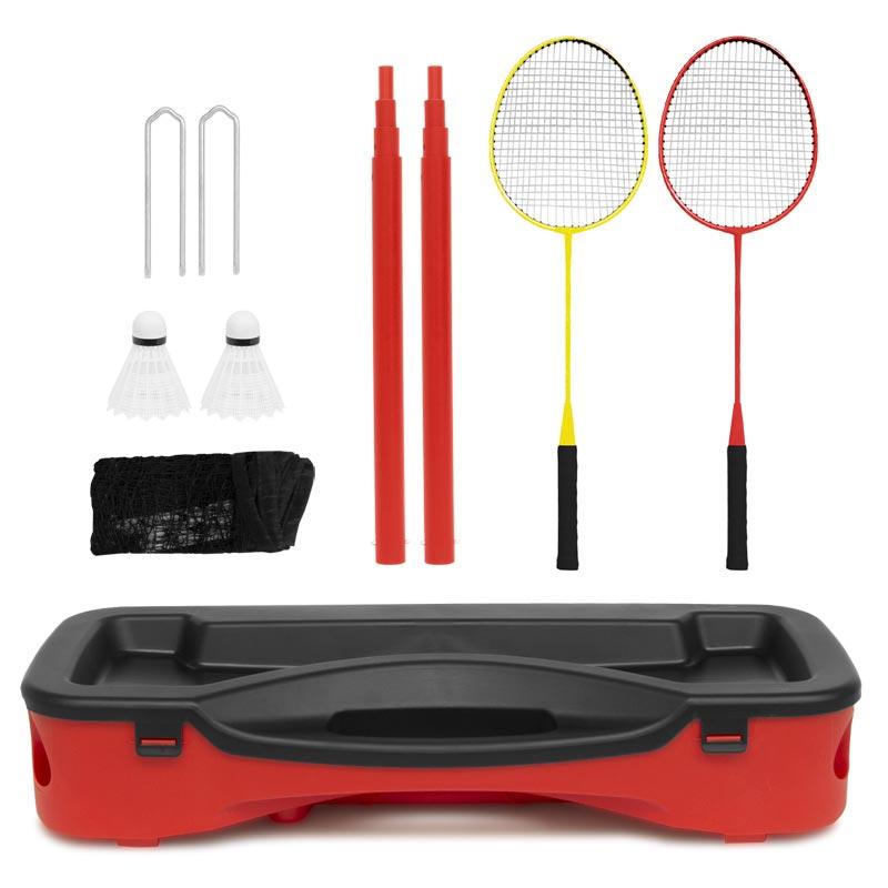 Urban Pop Up Badminton Post Set