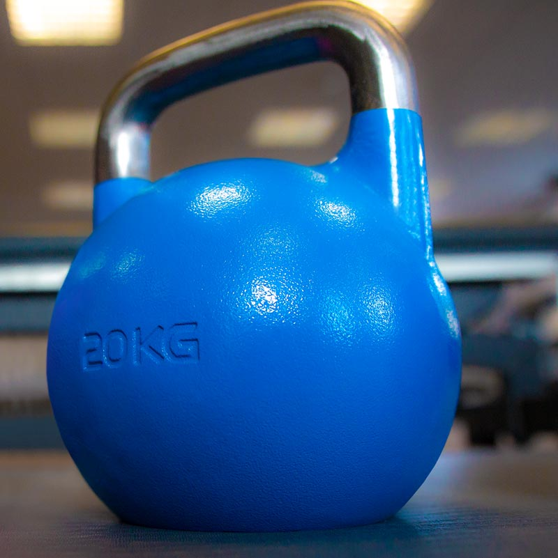 ATREQ Competition Pro Grade Kettlebell