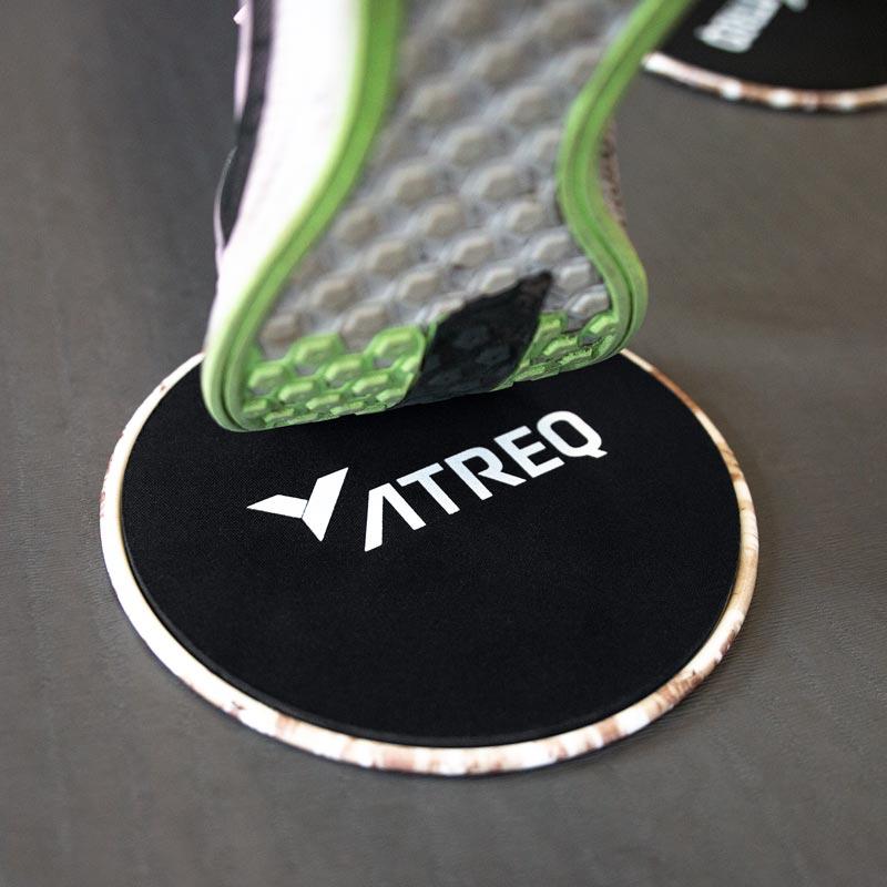 ATREQ Core Gliding Disc Slides