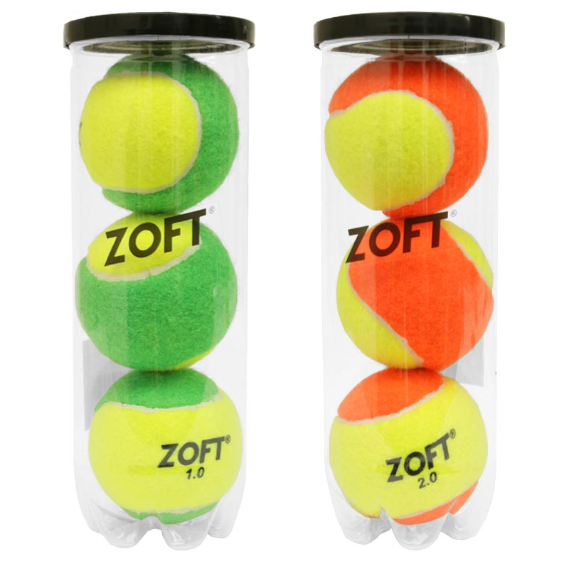 Zoft Training Tennis Balls