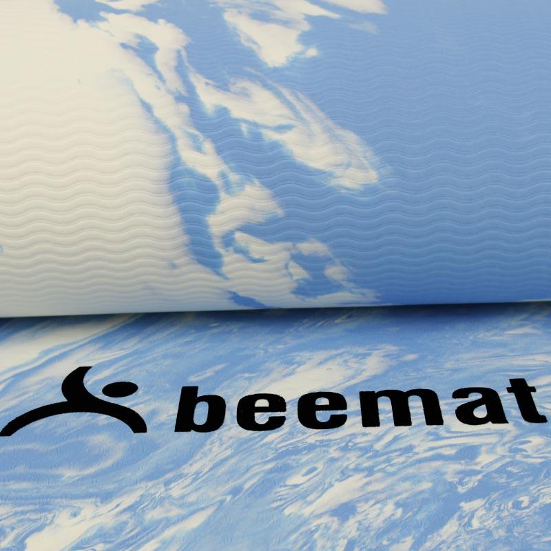 Beemat Marble Yoga Mat