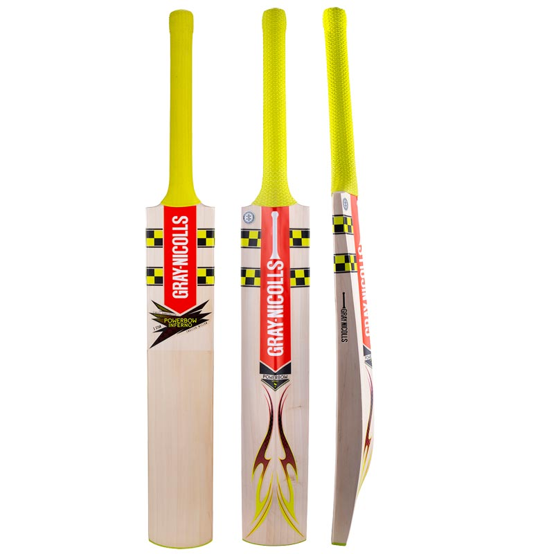 Gray Nicolls Powerbow Inferno 3 Star Cricket Bat