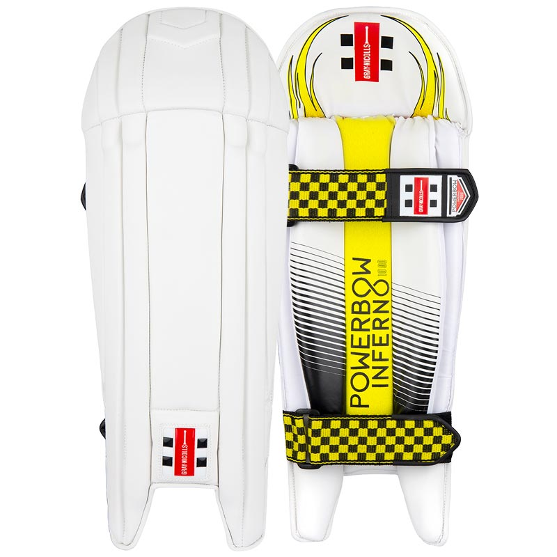 Gray Nicolls Powerbow Inferno Wicket Keeping Pads