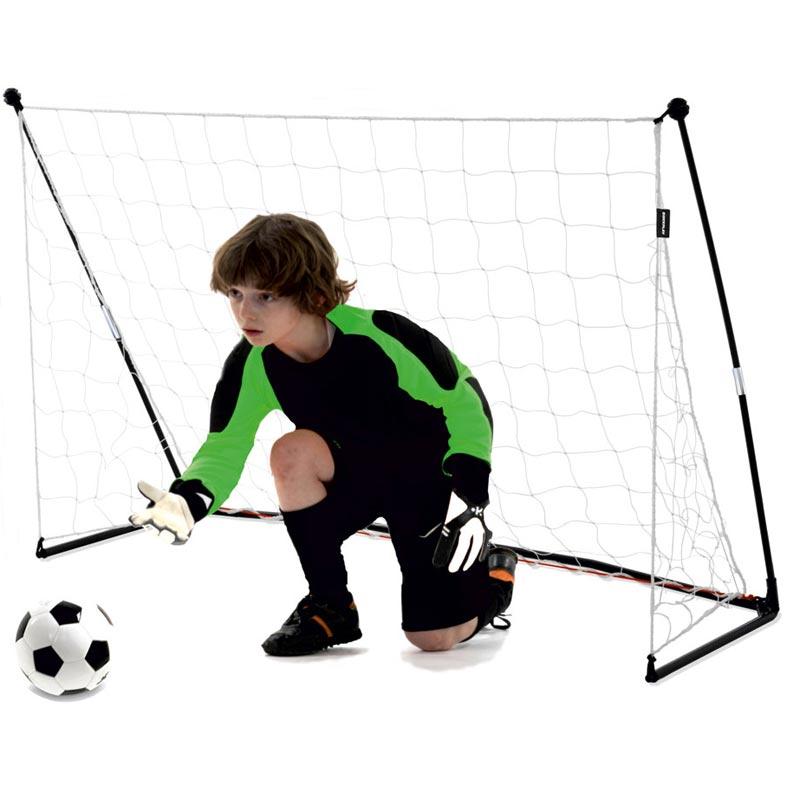 Quickplay 5ft x 2.3ft Junior Football Goal