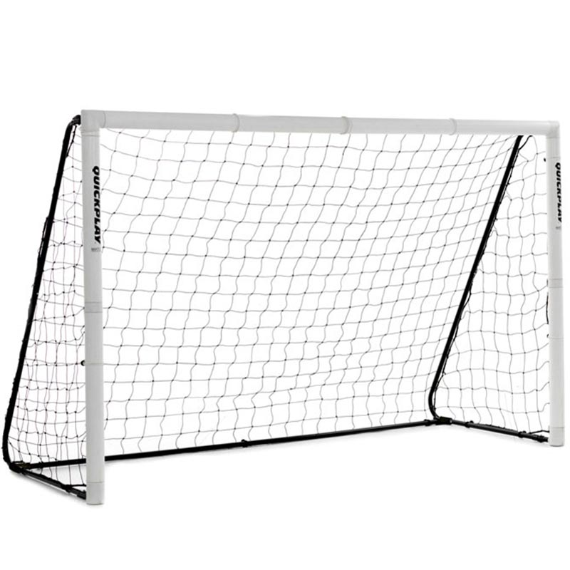 Quickplay 8ft x 5ft Match Fold Football Goal