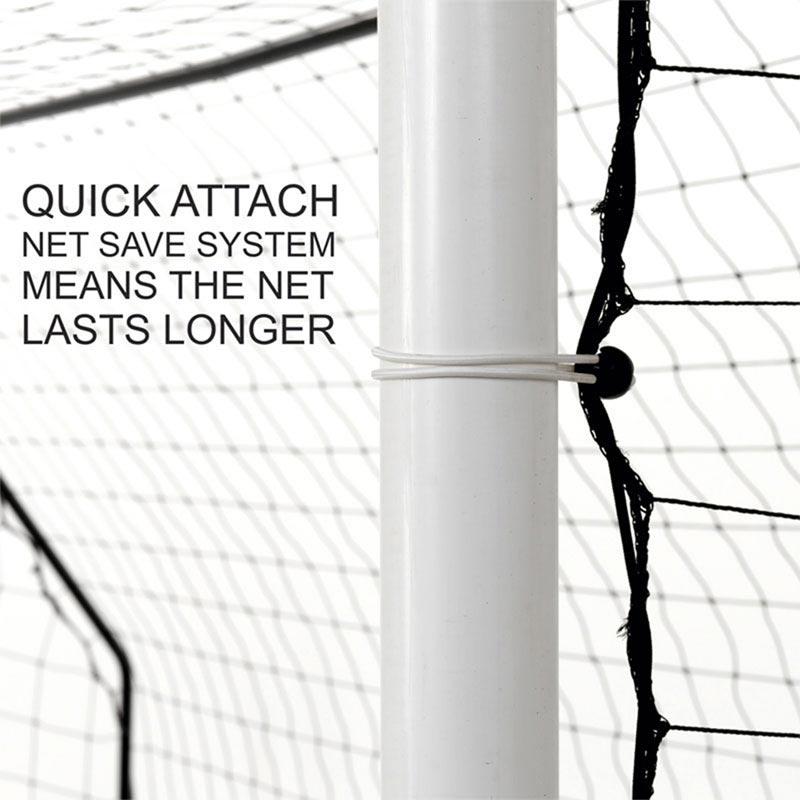 Quickplay Match Fold Football Goal 12ft x 6ft