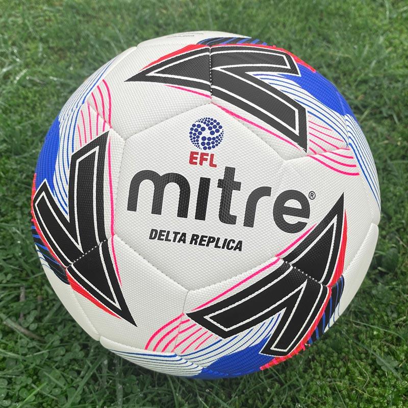 Mitre Delta Replica EFL Football