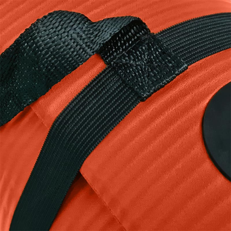 Beemat Premium Exercise Mat with Eyelets 1.2m