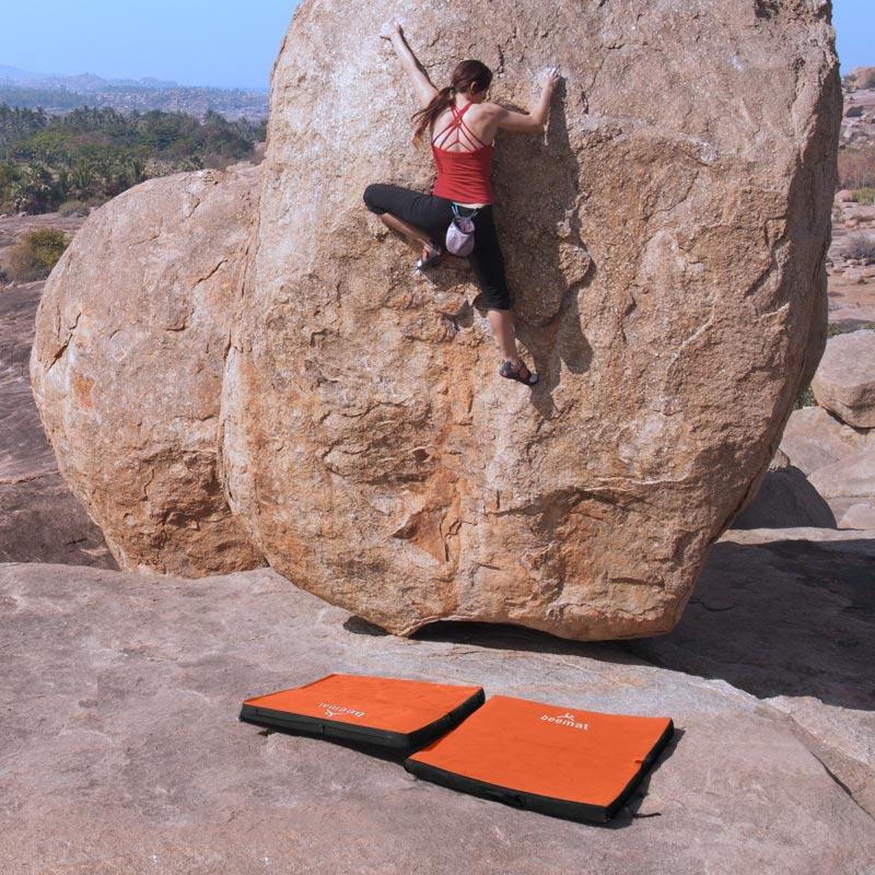 Beemat Widdop Bouldering Crash Pad Mat