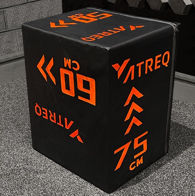 ATREQ 3 In 1 Soft Plyometric Box