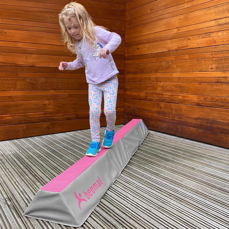 Beemat Folding Gymnastic Balance Beam