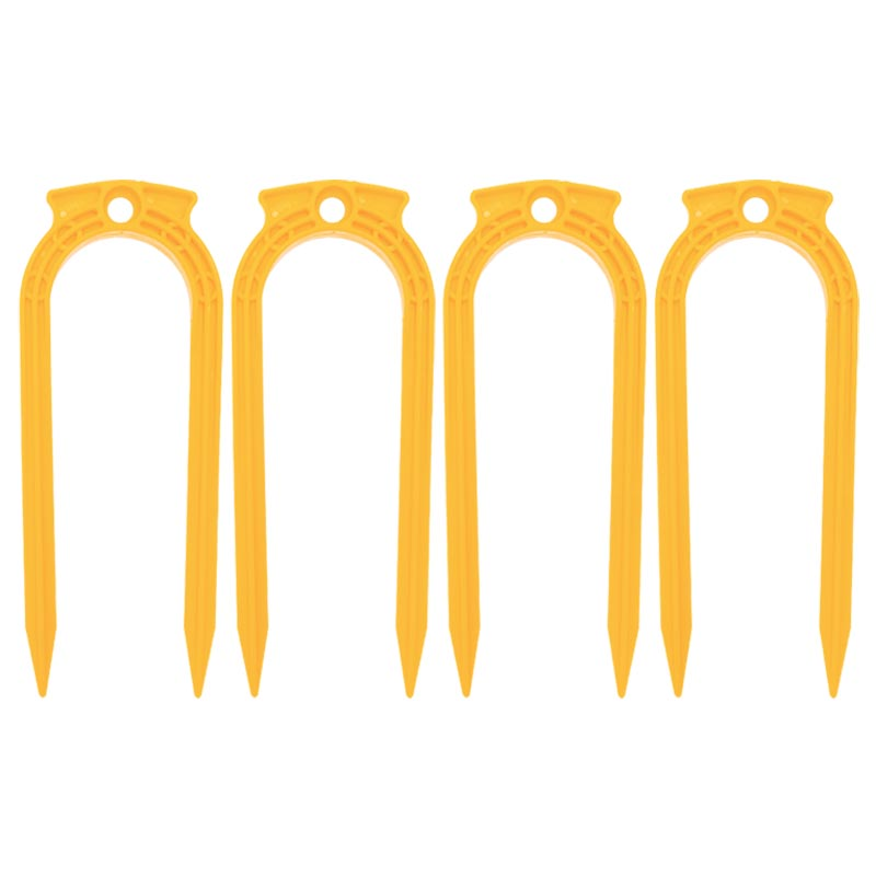 Samba Plastic Ground Anchors 4 Pack