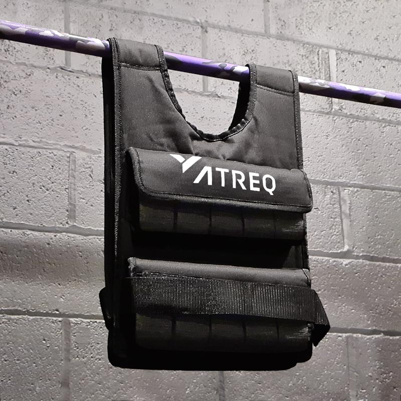 ATREQ Elite 20kg Weighted Vest