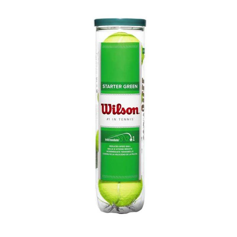 Wilson Starter Play Green Tennis Balls