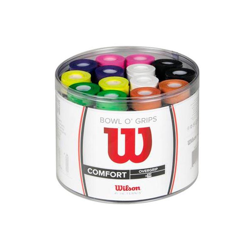 Wilson Bowl Overgrip 50 Pack